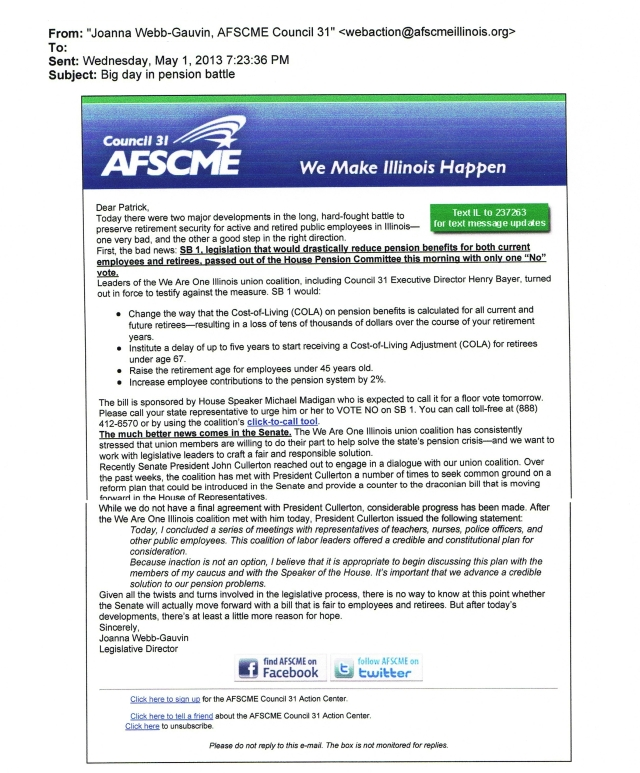 AFSCME email 2