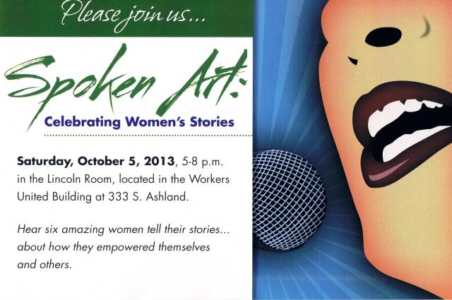 Women's stories 1