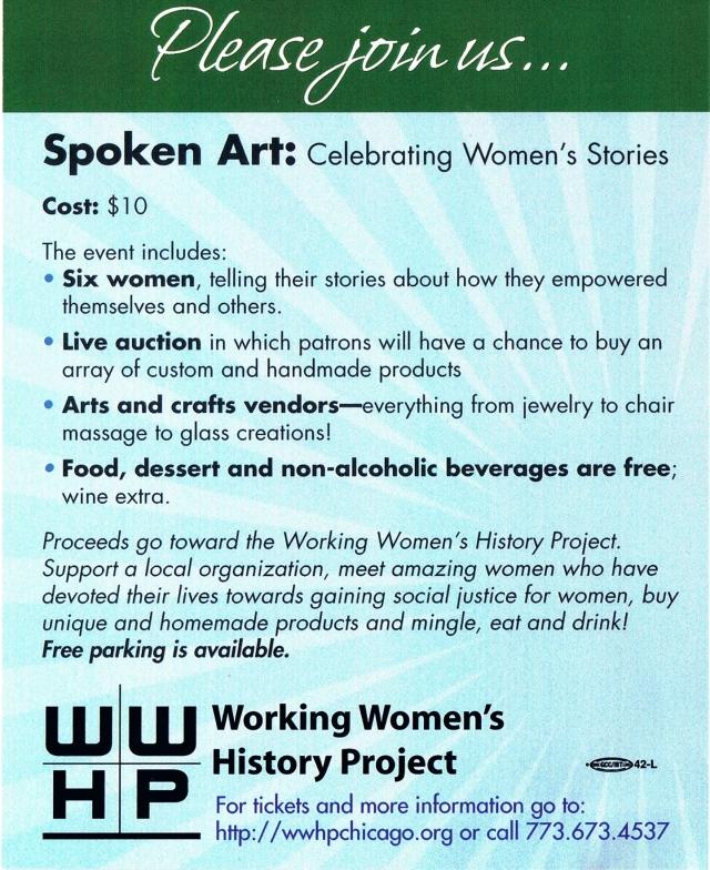 Women's stories 2